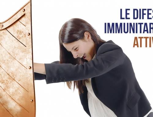 Le difese immunitarie attive