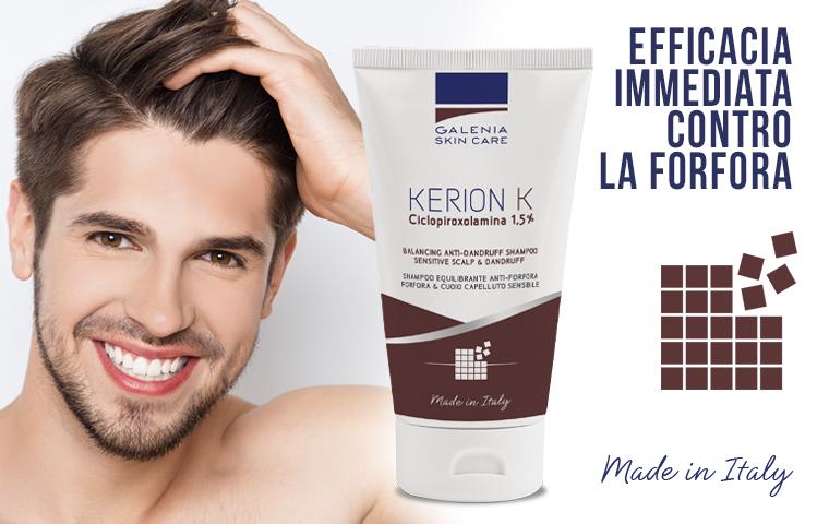 linea shampoo antiforfora